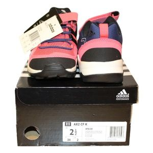 adidas Shoes - Adidas Outdoor Kids Terrex AX2 CF K Lace-up Shoe 9f0f8676dcd